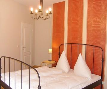 Schlafzimmer Uschi