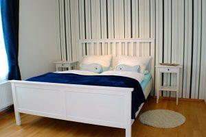 Schlafzimmer 1 Fliitje